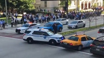 Buildings in Miami evacuated after earthquake rattles Caribbean
