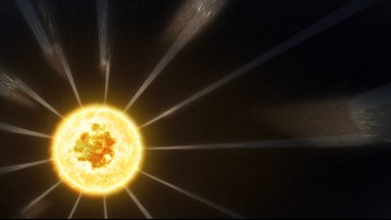 NASA's Solar Probe Discovers 'Mind-Blowing' Flips in Sun's Magnetic Field