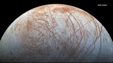 Jupiter's Moon Might Have An Oceanic Jet Stream Like Our Gulf Stream