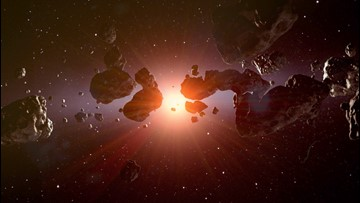 Our Dying Sun Will Pulverize the Asteroid Belt