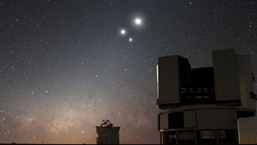 Catch All 5 Bright Planets in the Sky This Month