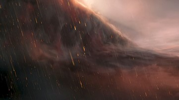 This Alien Planet is So Scorching Hot, It Rains Iron