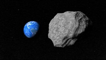 Asteroid Makes its Closest Approach to Earth in 115 Years
