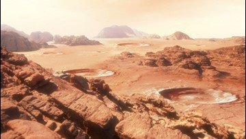 Humans On Mars will Use Lasers to Message Earth