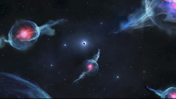 Brand New Class of Bizarre Objects Found at Our Galaxy's Center
