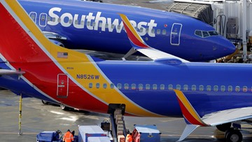 Federal safety officials probing records of work on Southwest jets