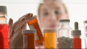 Dump your prescriptions: It's Clean Out Your Medicine Cabinet Day