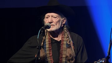 Willie Nelson canceling some tour dates because of 'breathing problem'