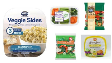 Whole Foods affected in recall of more than 100 vegetable products for possible Listeria contamination