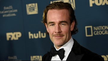 James Van Der Beek reveals miscarriage on 'Dancing With The Stars'
