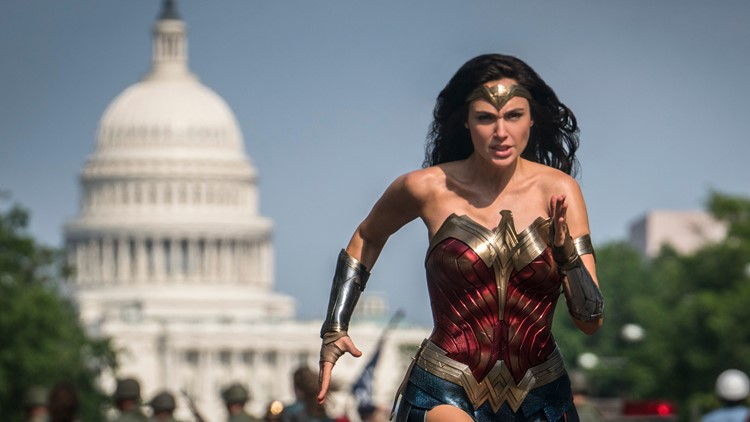 'Wonder Woman 1984' is now a Christmas movie