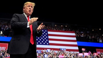 President Trump campaign to report $30 million haul