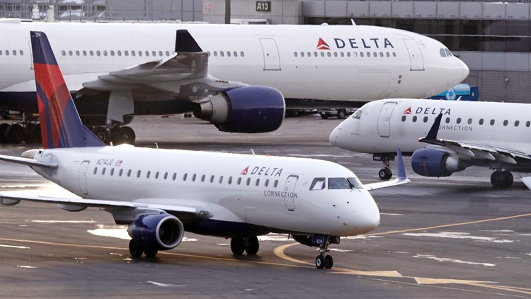 Delta Air Lines and Delta Connection