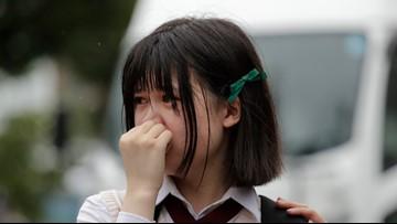 Suspect in Japan anime studio arson reportedly had grudge