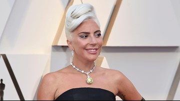 Lady Gaga wears legendary 128-carat Tiffany Diamond to the 2019 Oscars