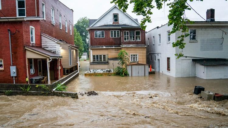 Ida remnants pound Northeast with rain, flooding, tornadoes