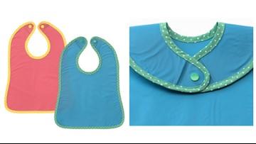 IKEA infant bibs recalled for choking hazard