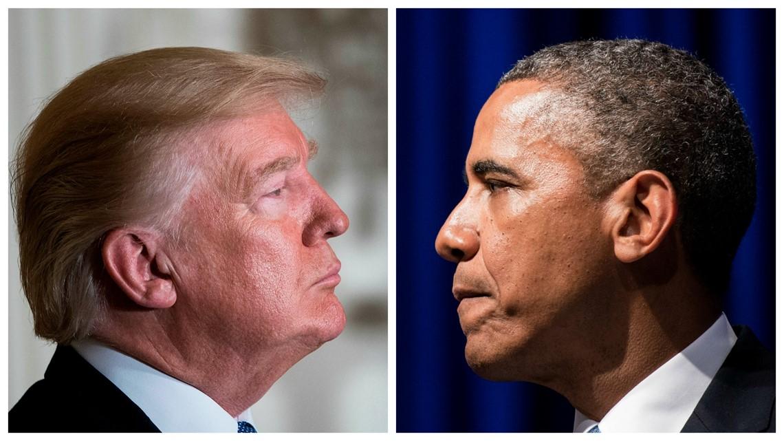 Trump vs. Obama: Their head-to-head midterm endorsements