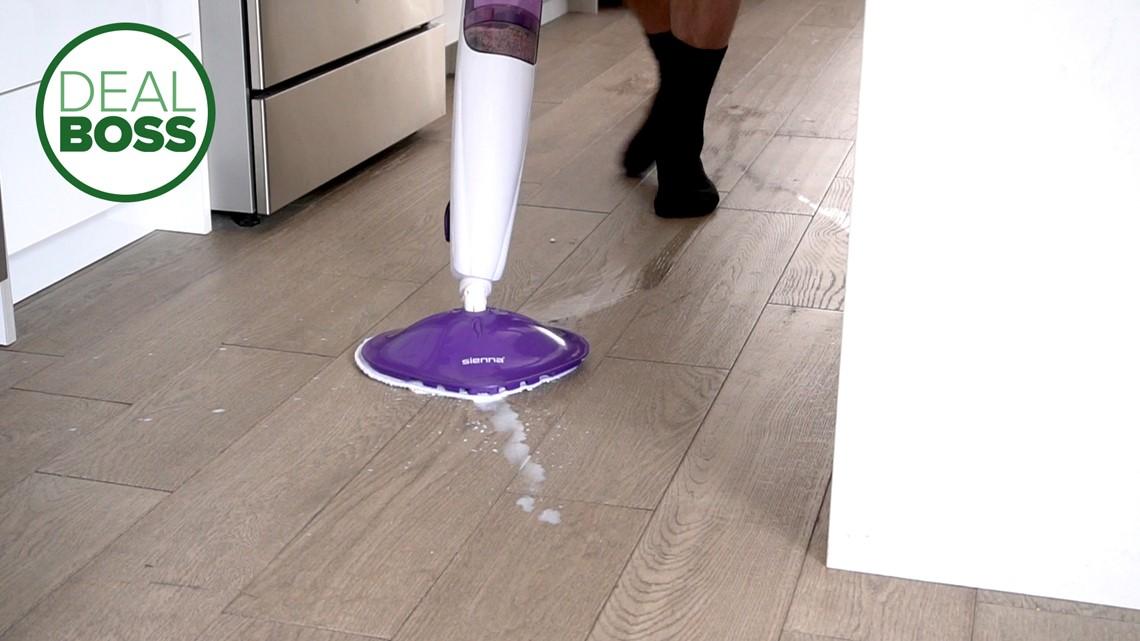 This $60 steam mop is better than the Shark