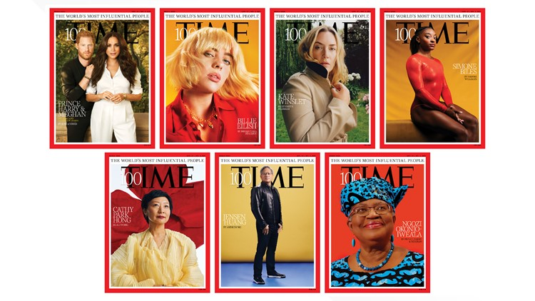 TIME releases 2021 list of world's 100 most influential people