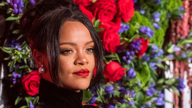 Cardi B, A$AP Rocky and more support Rihanna's Diamond Ball