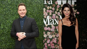 'So happy.' Chris Pratt engaged to Katherine Schwarzenegger
