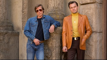 'Once Upon a Time in Hollywood' teaser takes Leonardo DiCaprio and Brad Pitt to the 1960s