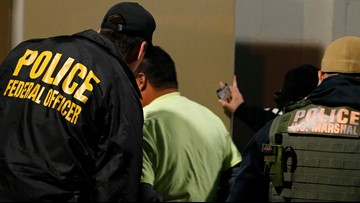 Trump delays ICE raids planned for this weekend