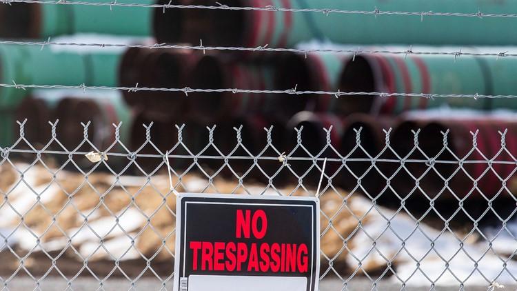 States sue Biden in bid to revive Keystone XL pipeline