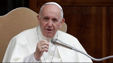 Pope gives the New Orleans Saints an unexpected boost on Twitter