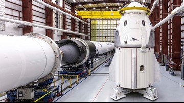 SpaceX: Leaky valve caused crew capsule to explode in test