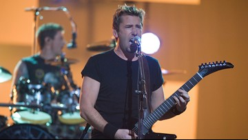 Nickelback gets huge sales, stream boost from Trump tweet