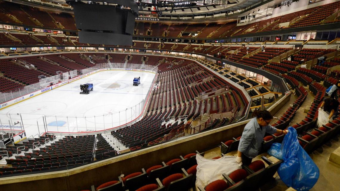 NHL to suspend season amid coronavirus concerns