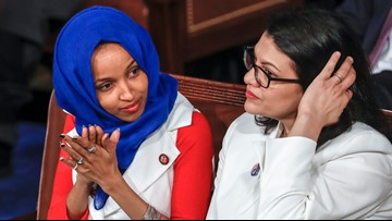 Israel bars Rep. Omar, Rep. Tlaib from entering the country