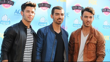 Jonas Brothers reunite to release first new song in years, 'Sucker'