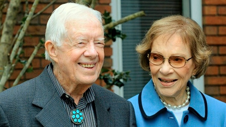 Jimmy Carter admits son smoked pot with Willie Nelson on the roof of the White House