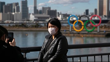 No 'Plan B' for Olympics; questions over Chinese presence as virus spreads