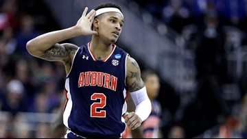 Auburn downs Kentucky, headed to Final Four