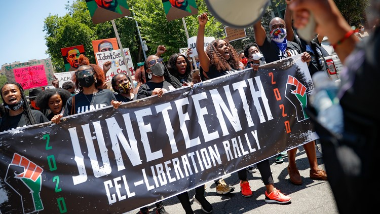 Professor reflects on significance of Juneteenth: 'It is a great symbol'