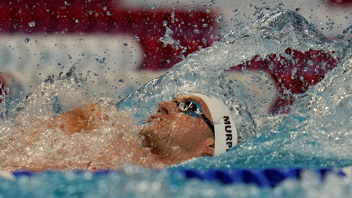 'I'm gonna shave my back': Olympic swimming champ Ryan Murphy reveals speed secret