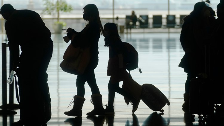 Americans set another pandemic-era record for air travel