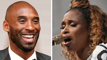 Jennifer Hudson to perform Kobe Bryant tribute at All-Star Game