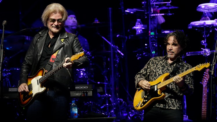 Resuming a national tour? Oh, Hall & Oates can go for that