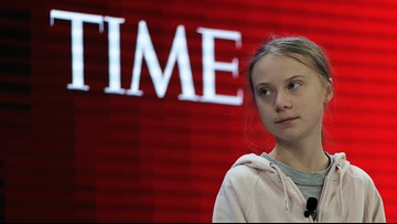 Teen climate activist Greta Thunberg nominated for Nobel Peace Prize