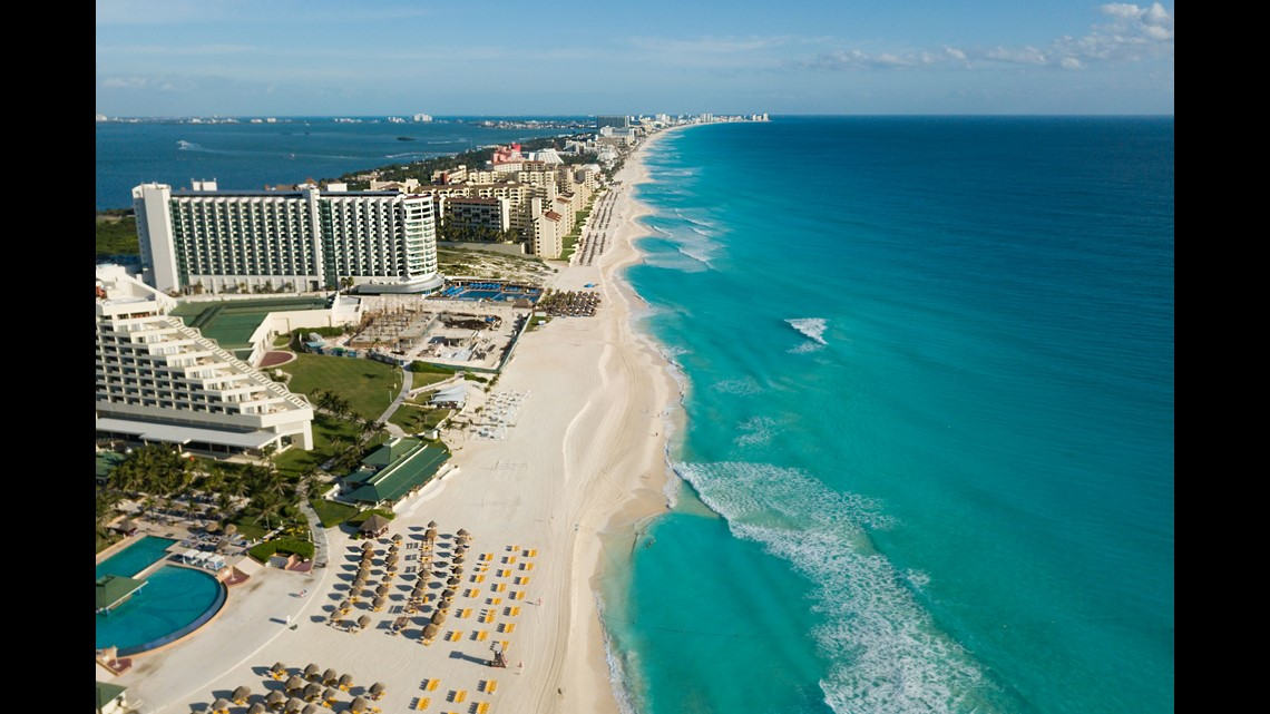 State Department Orders Travel Advisory For Mexico After 8 Bodies Found In Cancun Wcnc Com