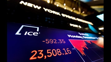 Dow opens higher as investors await Fed decision on interest rates
