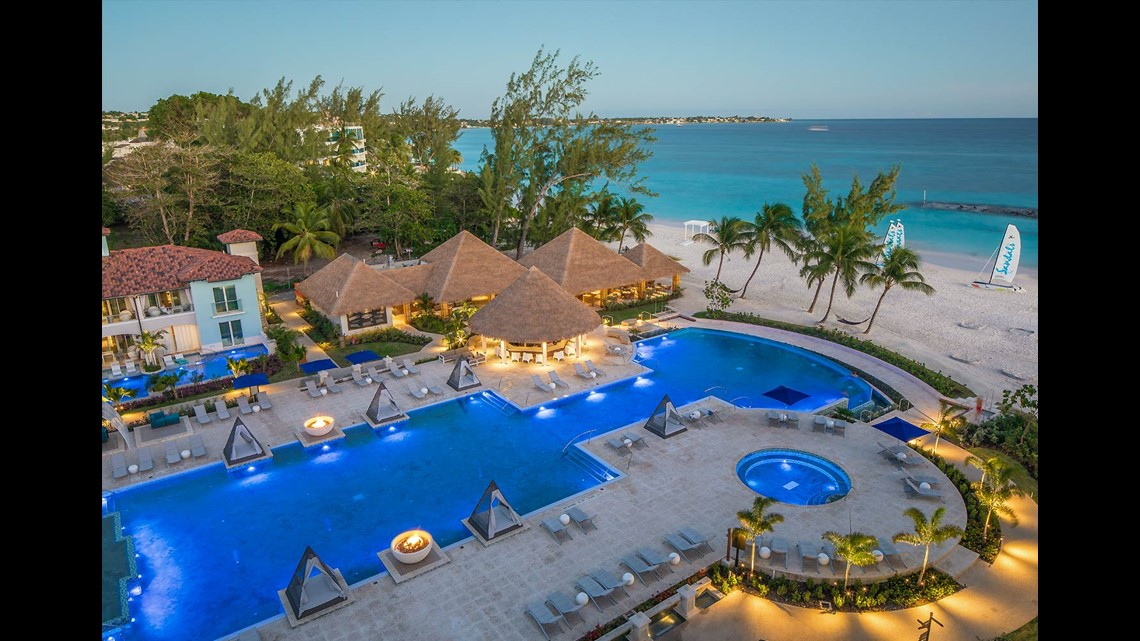 73c7263a3 Sandals Royal Barbados is a 222-suite all-inclusive on Maxwell Beach.