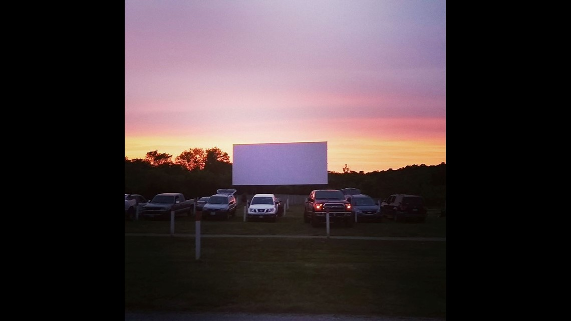 Drive In Movie Theaters In Almost Every State Wcnc Com