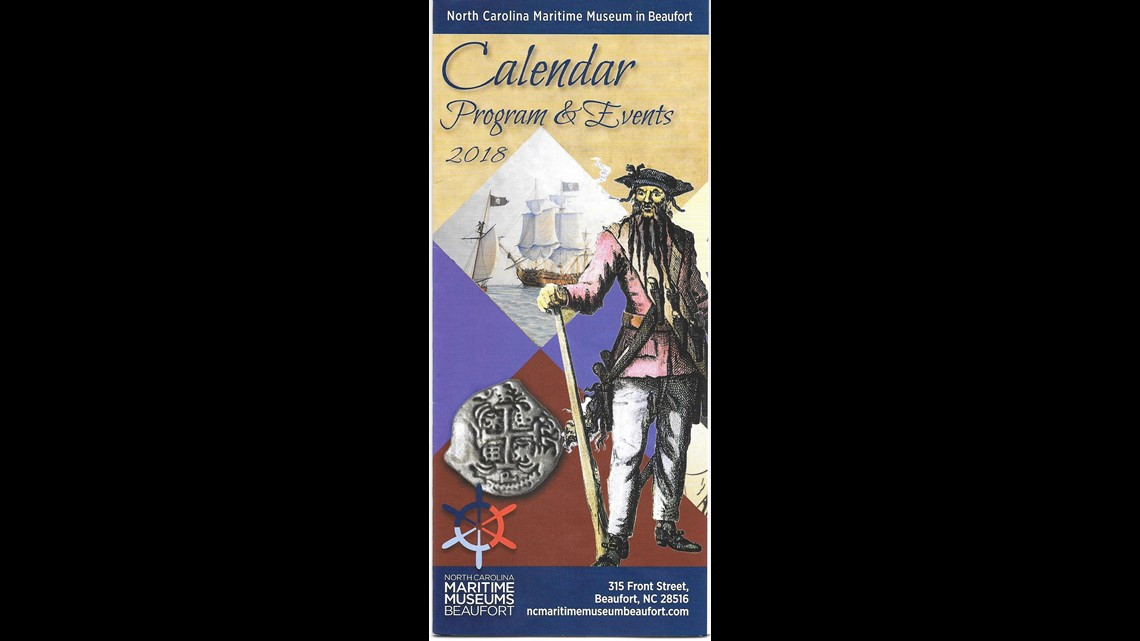Blackbeard In North Carolina Famous Pirate Is Now Tourism