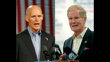 Florida recount: Bill Nelson sues for extension; Chuck Schumer calls for Rick Scott recusal